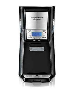 12-Cup Coffee Maker, Programmable Brewstation Summit Dispens