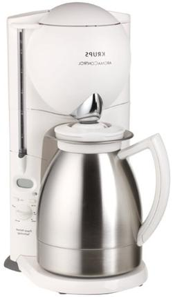 Krups 229-7A Aroma Control Coffeemaker with Thermal Carafe a