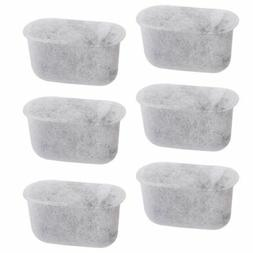 Blendin 6 Replacement Charcoal Water Filters for Cuisinart C