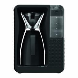 BODUM 11001-01US Bistro B. Over Automatic Pour-Over Electric