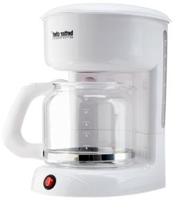 Better Chef - 12-cup Coffeemaker - White