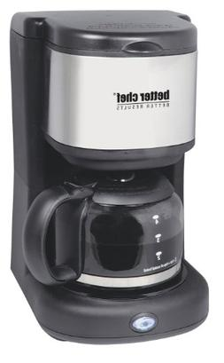 Better Chef IM-104S Better Chef 4-Cup Coffee Maker with Stai