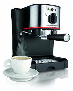 Hamilton Beach 40792 Espresso Maker, One Size, Black