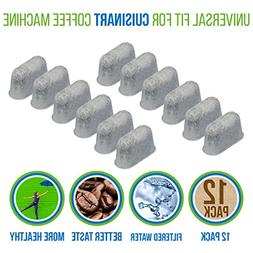 Activated Charcoal Water Purification Filters - For Cuisinar