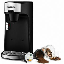 Automated Single Serve Cup Coffee Maker Machine and Tea Brew