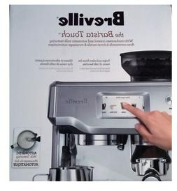Breville BES880BSS Barista Touch Espresso Maker, Stainless S