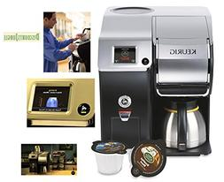 Keurig Bolt Coffee Maker And Coffee Machine Stainless Steel