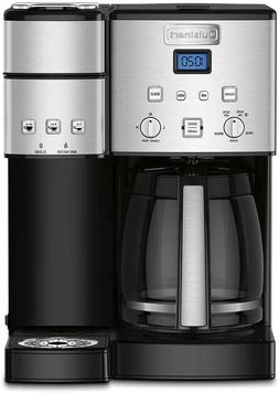 Cuisinart Coffee Center 12-Cup Coffee Maker & Single-Serve B