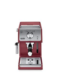 De'Longhi ECP3220R 15 Bar Espresso Machine with Advanced Cap