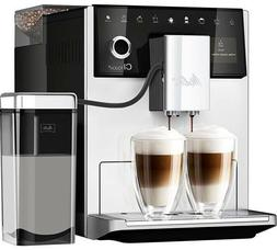 Melitta F 630-101 CI Touch fully automatic coffee machine si