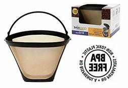 GoldTone Reusable #4 Cone Coffee Filter for Ninja Coffee Bar