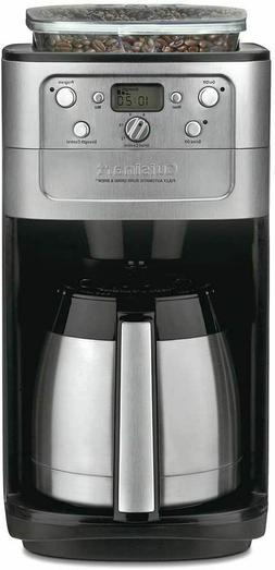 Cuisinart Grind & Brew Thermal 12-Cup Automatic Coffeemaker,