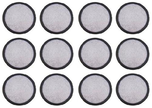 NISPIRA 12-Replacement Charcoal Water Filters for Mr. Coffee