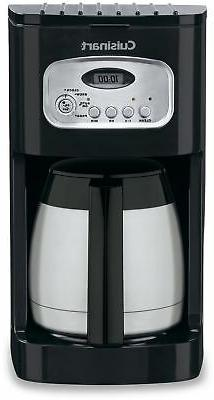 Coffee Maker 10 Cup Programmable Thermal Carafe Coffee Machi
