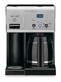 Cuisinart Coffee Plus 12-Cup Programmable Coffee Maker with