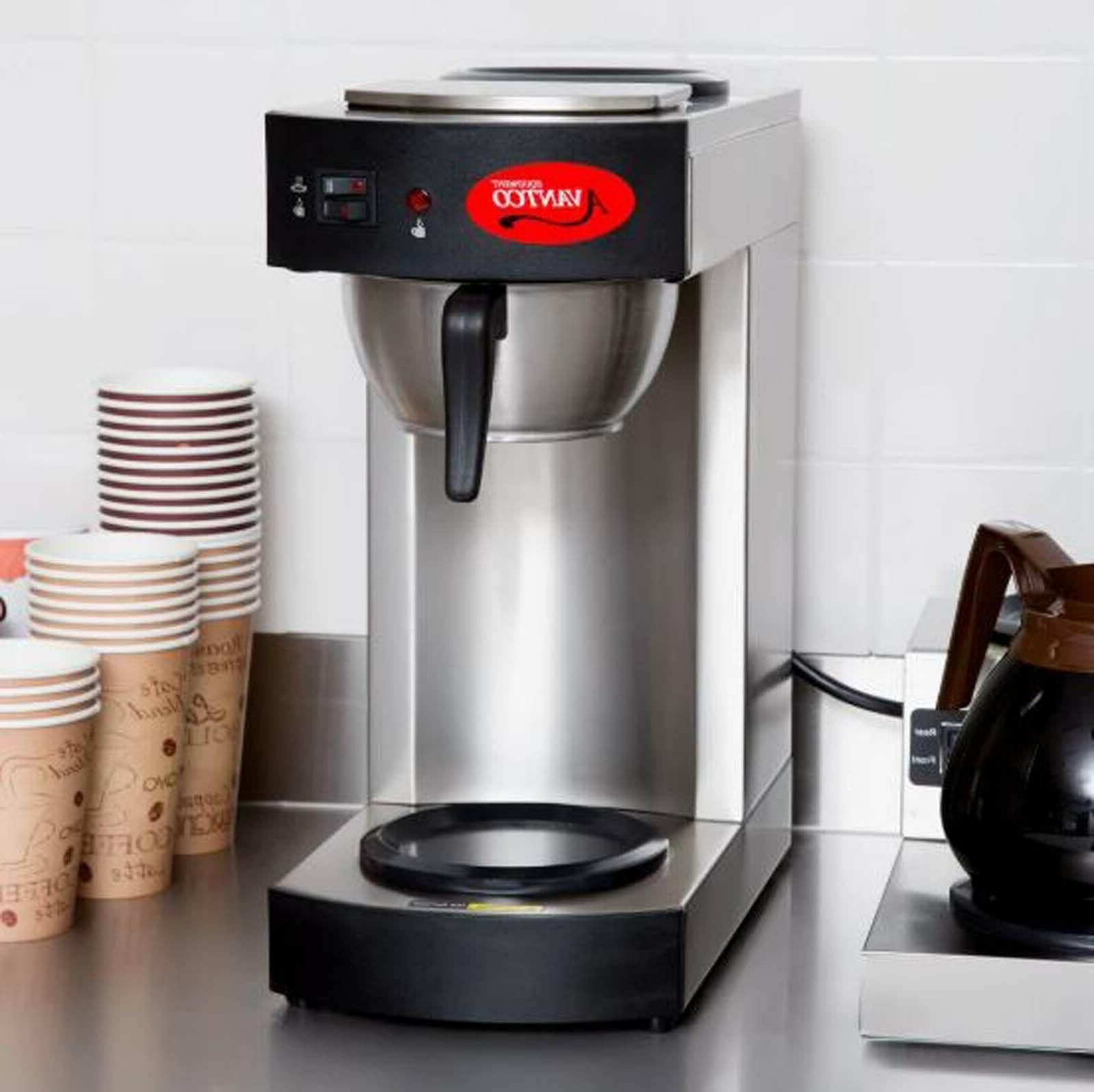 New Maker Machine 2 12 Cup Warmer Pourover