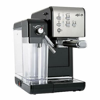 one touch coffeehouse espresso maker