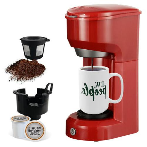 Single Coffee Small K-Cup Brewer Space