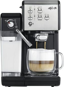 Mr. Coffee BVMC-EM6701SS Espresso Maker and Cappuccino Machi