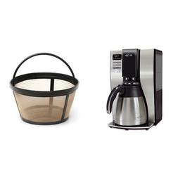 Mr. Coffee Optimal Brew 10-Cup Thermal Coffeemaker System,
