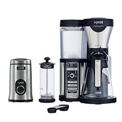 Ninja Coffee Bar Auto-IQ 1-Touch Brewer with Carafe and Grin