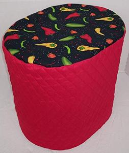 Hot Peppers Cover Compatible with Keurig Coffee Brewing Syst