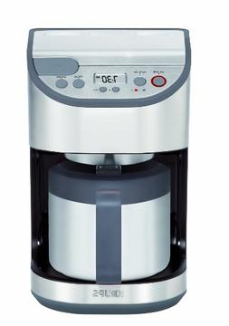 KRUPS Precision Programmable Thermal Carafe Coffee Maker 10-