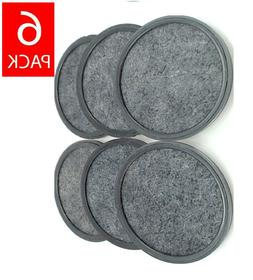 Mr. Coffee Replacement Charcoal Water Filter Disks for ALL