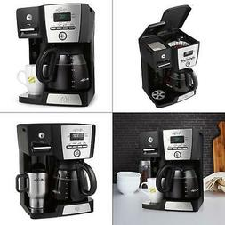 Mr. Coffee 12-Cup Programmable Coffee Maker and Hot Water Di