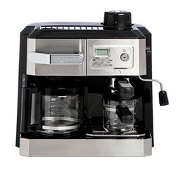 Stainless Steel Combination Drip Coffee, Cappucino and Espre
