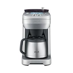 Breville Stainless Steel Programmable Grind Control Coffee M