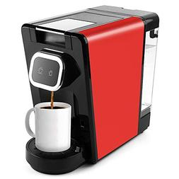 CHULUX Upgrade Capsule Coffee Machine with Touch Setting Inc