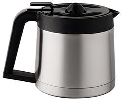 KRUPS XB1130 ET351 Replacement Thermal Coffee Carafe, 12 Cup